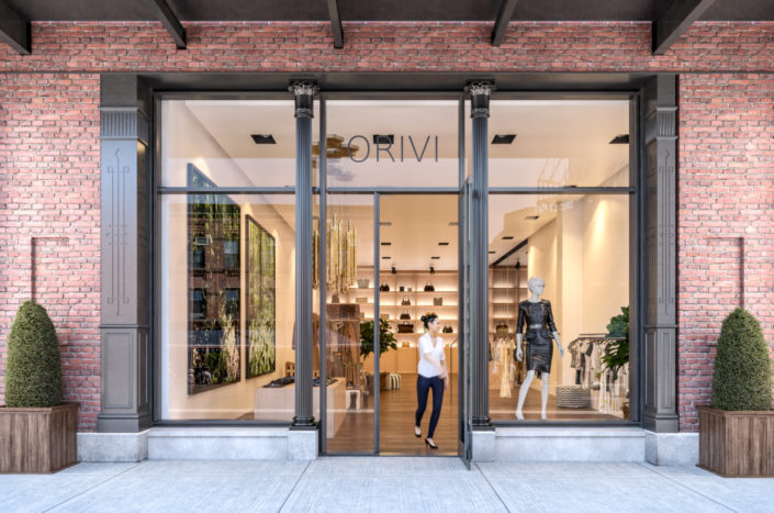 Gansevoort Row Retail
