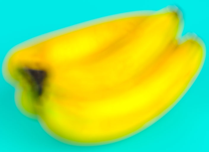 Out of Focus Bananas
