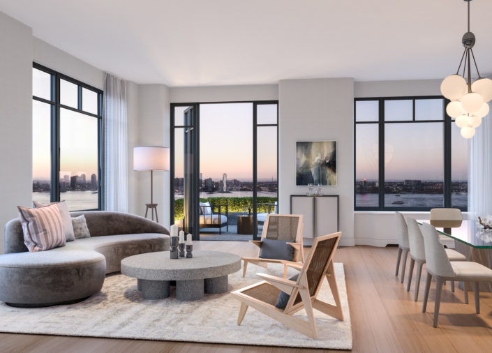 Greenwich West Living