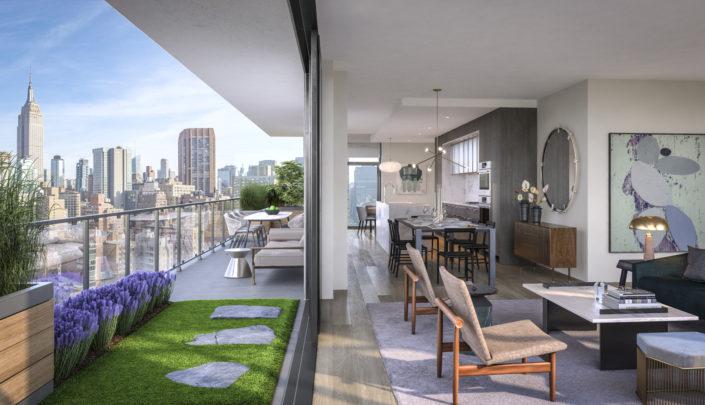 Hillrose28 Penthouse